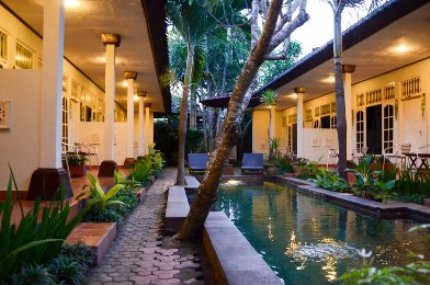 Little Pond Sanur Bali Homestay
